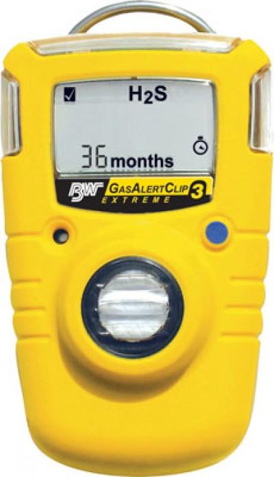 Máy đo khí H2S, GasAlertClip Extreme, GA36XT-H